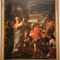 Lionello spada, melchidesech benedice abramo vittorioso, 1605-08 ca., da s. antonio abate in montalto - Sailko - Bologna (BO)