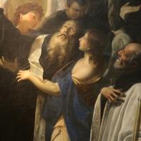 Domenico maria canuti, morte di s. benedetto, 1667, da s. margherita 02 - Sailko - Bologna (BO)