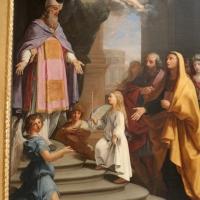 Giovanni andrea sirani, presentazione della vergine al tempio, 1643 ca., da chiesa della prsentaz. della vergine 02 - Sailko - Bologna (BO)
