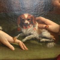 Lavinia fontana, famiglia gozzadini, 1583, 03 cagnolino - Sailko - Bologna (BO)
