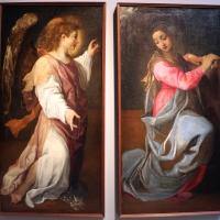 Annibale carracci, arcangelo gabriele e vergine annunziata, 1588, dalla madonna di galliera, 01 - Sailko - Bologna (BO)