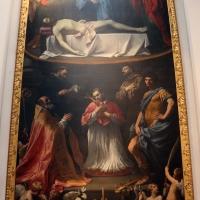 Guido reni, pietà adorata da cinque santi, 1616, da s. maria della pietà o dei mendicanti 02 - Sailko - Bologna (BO)