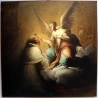 Mastelletta, dodici storie sacre, un angelo comunica s. antonio da padova, 1611-12, da s. francesco - Sailko - Bologna (BO)