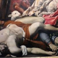 Domenichino, martirio di s. agnese, 1621-25 ca., da s. agnese 04 - Sailko - Bologna (BO)