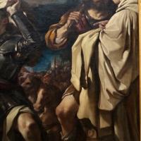 Guercino, san guglielmo riceve l'abito religioso da san felice vescovo, 1620, dai ss. gregorio e siro 05 - Sailko - Bologna (BO)