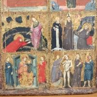 Maestro di san nicolò degli albari, storie di cristo e santi, 1320 ca. 05 - Sailko - Bologna (BO)