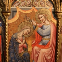 Simone dei crocifissi, polittico dai ss. leonardo e orsola, 1385-90 ca. 06 - Sailko - Bologna (BO)