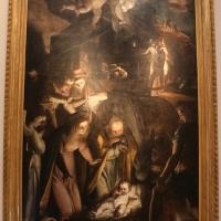Luca cambiaso, adorazione dei pastori, 1565-70, da s. domenico 01 - Sailko - Bologna (BO)