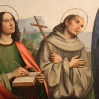 Francesco francia, annunziata tra santi, 1500, dall'annunziata, 03 - Sailko - Bologna (BO)