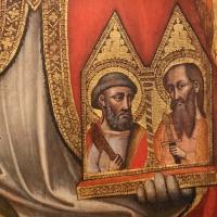 Simone dei crocifissi, urbano V, 1375 ca., forse dalla cattedrale di s. pietro 02 - Sailko - Bologna (BO)