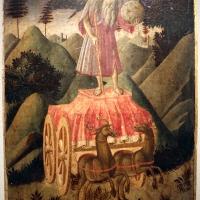 Zanobi strozzi, trinfo del tempo, 1440-45 ca - Sailko - Bologna (BO)