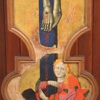 Michele di matteo, crocifisso, 1435-45 ca. 06 maddalena - Sailko - Bologna (BO)