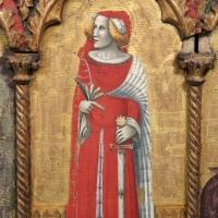 Pseudo jacopino, polittico da ss. naborre e felice, 1340 ca. 09 - Sailko - Bologna (BO)