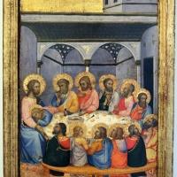 Andrea di bartolo, ultima cena, 1420 ca., da s. domenico, 01 - Sailko - Bologna (BO)