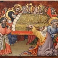 Simone dei crocifissi, sette episodi della vita di maria1396-98 ca, da polittico cospi in s. petronio 07 - Sailko - Bologna (BO)