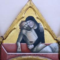 Pseudo jacopino, polittico da s. m. nuova, 1330-35 ca. 03 - Sailko - Bologna (BO)