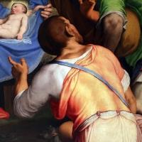 Il bagnacavallo junior, adorazione dei pastori (pinacoteca di cento) 13 - Sailko - Bologna (BO)