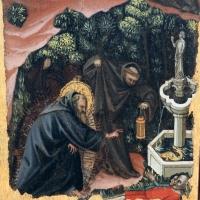 Vitale da bologna, storie di s. antonio abate, 1340-45 ca., da s. stefano 10 - Sailko - Bologna (BO)