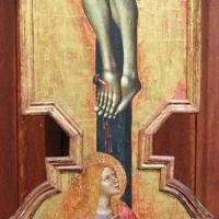 Michele di matteo, croce dipinta, 1430-35 ca. 06 - Sailko - Bologna (BO)