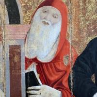 Maestro della pala dei muratori, pala dei muratori, 1476 ca., da arte dei muratori, 03 san girolamo - Sailko - Bologna (BO)