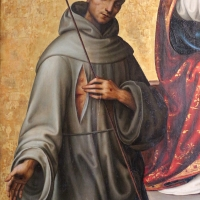 Lorenzo costa, san petronio tra i ss. francesco e domenico, 1502, 03 - Sailko - Bologna (BO)