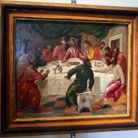 El greco, ultima cena, 1567-68, 01 - Sailko - Bologna (BO)