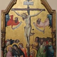 Pseudo dalmasio, crocifissione coi dolenti, 1335-40 ca., da s, martino maggiore 01 - Sailko - Bologna (BO)