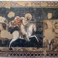 Pseudo-jacopino, san giacomo alla battaglia di clavijo, 1315-20 ca., da s. giacomo maggiore, 01 - Sailko - Bologna (BO)