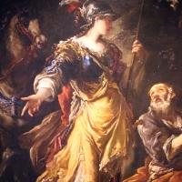 Giovanni antonio burrini, erminia tra i pastori, 1685 ca., da pinacoteca nazionale, bologna 02 - Sailko - Bologna (BO)
