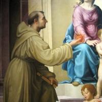 Giuliano bugiardini, sposalizio mistico di s. caterina e santi, 1523-25 (bo, pin. naz.le) 02 - Sailko - Bologna (BO)
