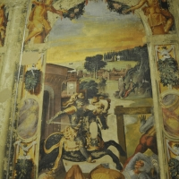 BO - Pinacoteca Nazionale - Sala 21 - Nicolò dell'Abate - Episodi dell'Orlando Furioso 02 - ElaBart - Bologna (BO)