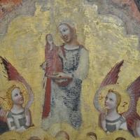 BO - Pinacoteca Nazionale - Sala 1 - Dal Duecento al Gotico - Pseudo Jacopino - Morte della Vergine Dettaglio - ElaBart - Bologna (BO)
