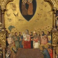 Pseudo jacopino, polittico, 1330-35, da pin. naz.le bologna 04 - Sailko - Bologna (BO)