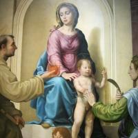 Giuliano bugiardini, sposalizio mistico di s. caterina e santi, 1523-25 (bo, pin. naz.le) 03 - Sailko - Bologna (BO)