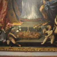 BO - Pinacoteca Nazionale - Sala 24 - Guido Reni - Pala dei Mendicanti - Dettaglio - ElaBart - Bologna (BO)