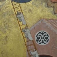 BO - Pinacoteca Nazionale - Sala 1 - Dal Duecento al Gotico - Pseudo Jacopino - Visione di San Romualdo - Dettaglio - ElaBart - Bologna (BO)