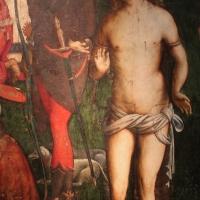 Amico aspertini, madonna in trono, santi e due devoti, 1504-05, dai ss. girolamo ed eustachio, 06 - Sailko - Bologna (BO)