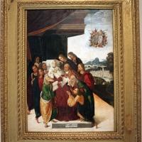 Michele coltellini, morte della madonna, 1502, da s. paolo a ferrara (fe) 01 - Sailko - Bologna (BO)