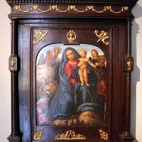 L'ortolano, madonna in gloria e angeli, 1513-15, coll. zambeccari - Sailko - Bologna (BO)