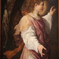 Annibale carracci, arcangelo gabriele e vergine annunziata, 1588, dalla madonna di galliera, 02 - Sailko - Bologna (BO)
