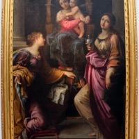 Francesco albani, madonna col bambino tra le sante caterina e maddalena, 1599, dai ss. fabiano e sebastiano - Sailko - Bologna (BO)