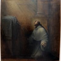 Mastelletta, dodici storie sacre, a. antonio abate in preghiera, 1611-12, da s. francesco - Sailko - Bologna (BO)