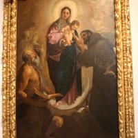 Ludovico carracci, madonna col bambino tra i ss. girolamo e francesco, 1590 ca., dalla cheisa degli scalzi 01 - Sailko - Bologna (BO)