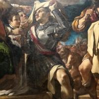 Guercino, san guglielmo riceve l'abito religioso da san felice vescovo, 1620, dai ss. gregorio e siro 04 - Sailko - Bologna (BO)