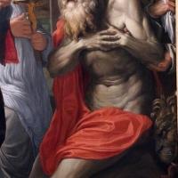 Agostino carracci, ultima comunione di san girolamo, 1591-97, da s. girolamo alla certosa 06 - Sailko - Bologna (BO)