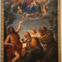 Francesco albani, madonna in gloria coi santi g. battista, francesco e matteo, da cappuccini di s. giovanni in persiceto - Sailko - Bologna (BO)
