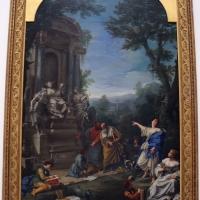 Donato creti, tomba allegorica di charles boyle, john locke e thomas sydenham, 1729 - Sailko - Bologna (BO)