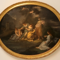 Donato creti, achille tuffato nello stige, 1710 ca., coll. zambeccari - Sailko - Bologna (BO)