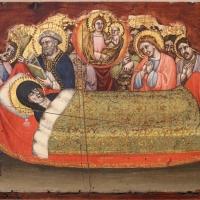 Simone dei crocifissi, sette episodi della vita di maria1396-98 ca, da polittico cospi in s. petronio 06 - Sailko - Bologna (BO)