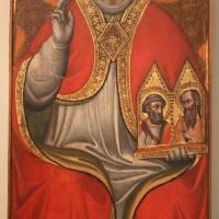 Simone dei crocifissi, urbano V, 1375 ca., forse dalla cattedrale di s. pietro 01 - Sailko - Bologna (BO)